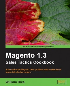Magento Sales Tactics Cookbook